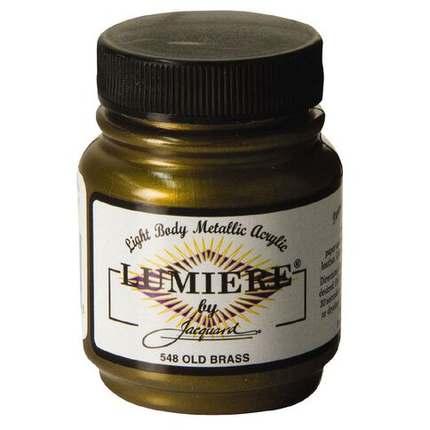 Jacquard Lumiere 66.54ml Old Brass