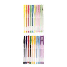 Deskwise Gel Pens Assortment Mixed Assortment 20 Pack