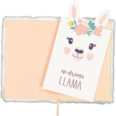 Kookie Novelty19 Rabbit Notebook White A5
