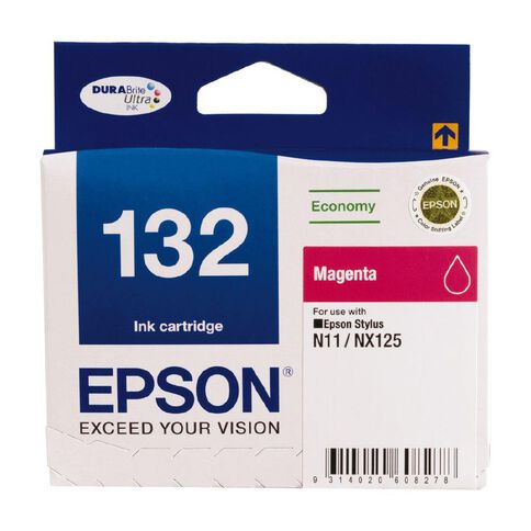 Epson Ink 132 Magenta (215 Pages)