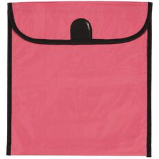 GBP Stationery Book Bag Pink 370mm x 335mm