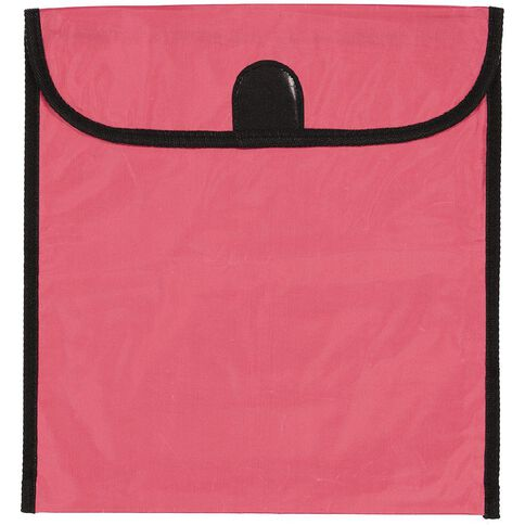 GBP Stationery Book Bag 370mm x 335mm Pink