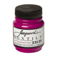 Jacquard Textile Colours 66.54ml Fluorescent Violet