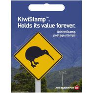 New Zealand Post KiwiStamp Booklet