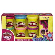 Play-Doh Sparkle Compound Collection