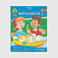 I Know It Workbook Maths Basics (7-9) by Schoolzone