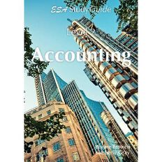Ncea Year 12 Accounting Study Guide