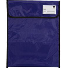 WS Book Bag Large 460mm x 360mm Blue