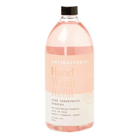 Hand Wash Refill Pink Grapefruit 900ml