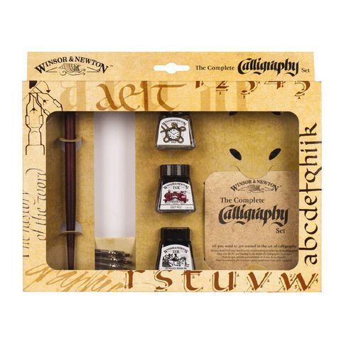 Winsor & Newton Calligraphy Complete Set
