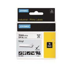 Dymo Industrial Vinyl Labels 19mm