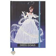 Disney Cinderella Premium Notebook Hardcover A5