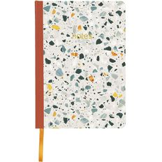 Uniti Fun & Funky Notebook Spots In White A5