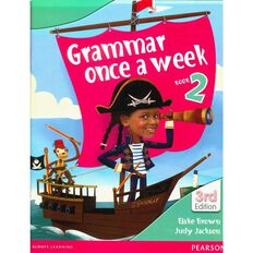 Year 2 Grammar Once A Week 2