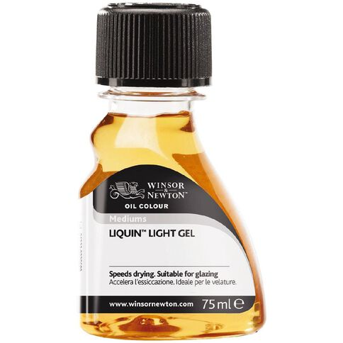 Winsor & Newton Liquin Light Gel 75ml
