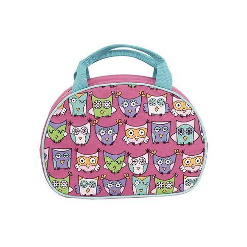 Fs Owls Lunch Bag