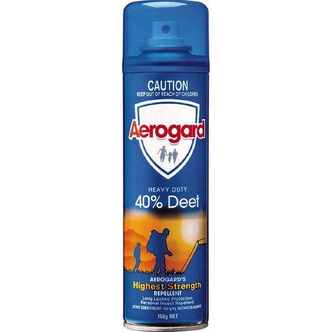 Aerogard Spray 40% Tropical 150g