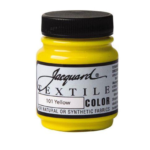 Jacquard Textile Colours 66.54ml Yellow