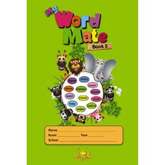 GT My Word Mate Book 3 Green