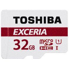 Toshiba EXCERIA 32GB Micro SD Card Class 10