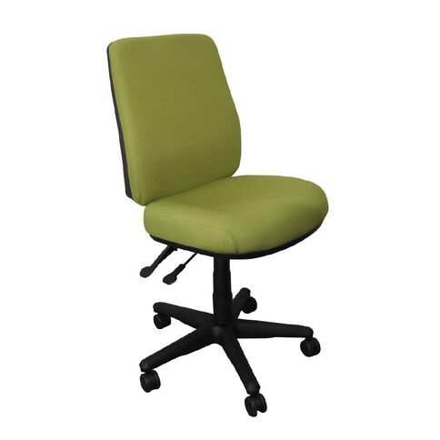 Buro Seating Roma 2 Lever Highback Chair Green