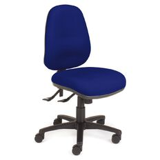 Chair Solutions Ergon Highback Chair Solar Blue