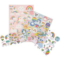 Kookie Sticker Deluxe Pack 5 Sheets Made of Magic