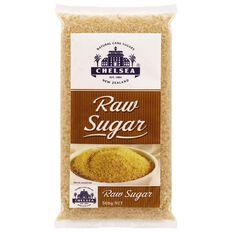 Chelsea Sugar Raw 500g