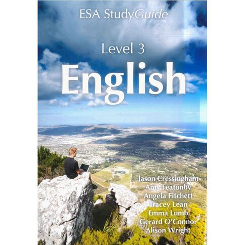 Ncea Year 13 English Study Guide
