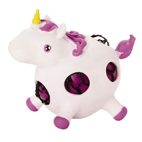 Play Studio Squeezy Unicorn Jelly Ball Assorted