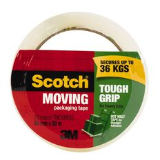 Scotch Moving Packaging Tape 48mm x 50m 1 Roll