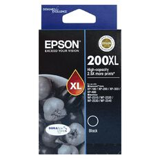Epson Ink 200XL Black (500 Pages)