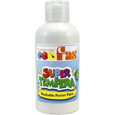 FAS Paint Super Tempera 250ml White