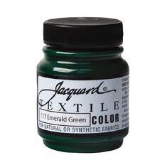 Jacquard Textile Colours 66.54ml Emerald Green