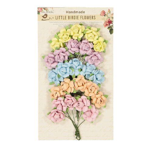 Little Birdie Flowers Classic Rose Bouquet 25 Piece