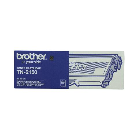 Brother Toner TN2150 Black (2600 Pages)