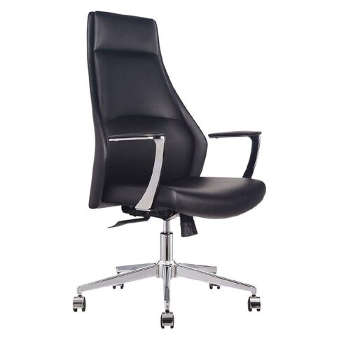 Workspace Jetson Chair Black