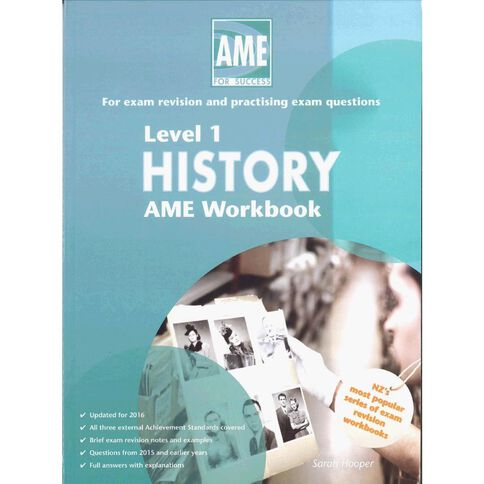 Ncea Year 11 History Workbook