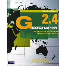 Ncea Year 12 Geography 2.4 Workbook
