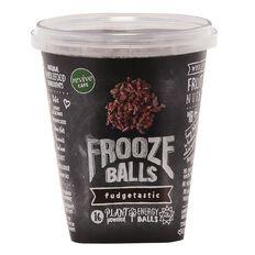 Frooze Balls Pottle Fudgetastic 224g