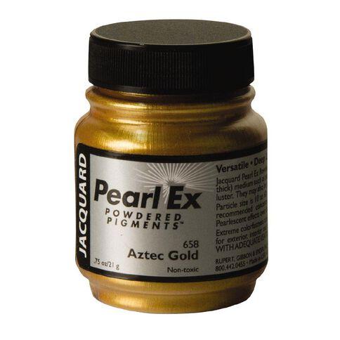Jacquard Pearl Ex 21.26g Aztec Gold