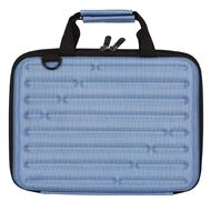 Tech.Inc 11.6 Inch Hard-Shell Notebook Case Baby Blue