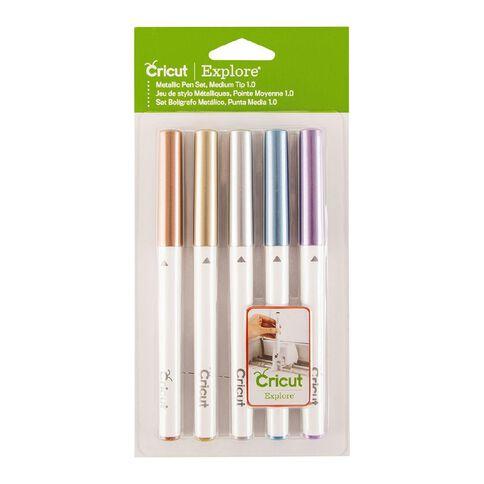 Cricut Pen Set Metallic Medium
