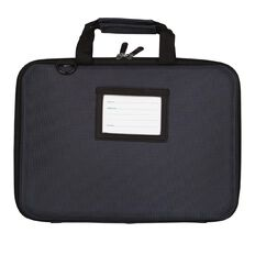 Tech.Inc 14 Inch Hard-Shell Notebook Case Navy