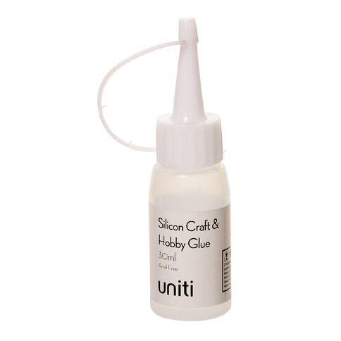 Uniti Silicon Glue Clear 30ml