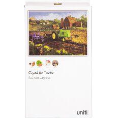 Uniti Crystal Art 35x45cm Tractor