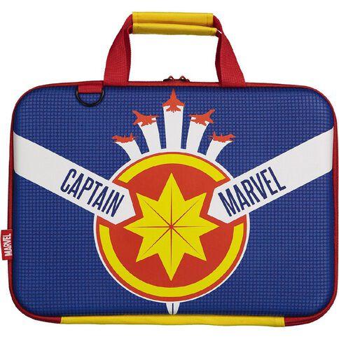 Marvel Hard-Shell Case 11 inch Captain Marvel
