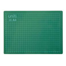 Uniti Cutting Mat 300 x 220 x 3mm A4
