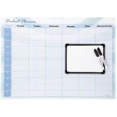 Impact Student Planner Perpetual Board Set 700mm X 500mm & White Board