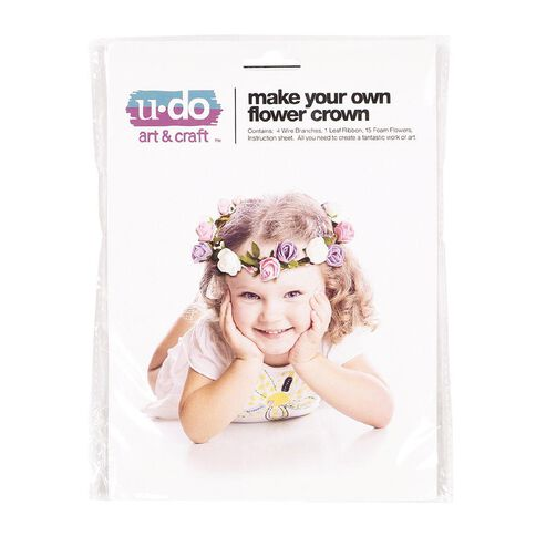 U-Do Make Your Own Flower Crown